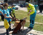 """Nel week end a Borgo Velino """"Nuria 2018"""" con le unità cinofile delle Misericordie del Lazio"""